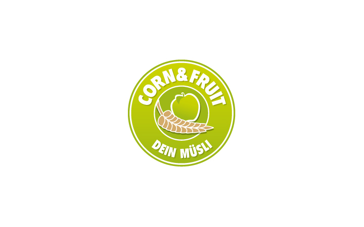 Adventures Marketing Logo Corn und Fruit