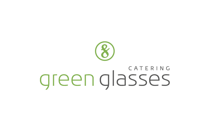 Adventures Marketing Logo Green Glasses